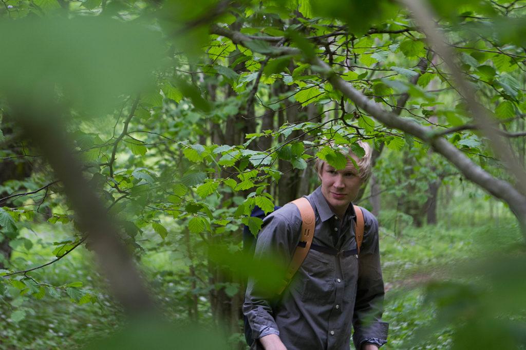 Luqaz Ottoson - Från Krog till Skog